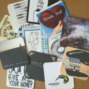 Singles '15 Beermat Bundle - Various