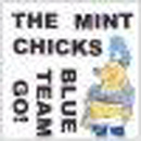 Blue Team Go! - The Mint Chicks