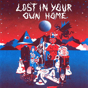 Lost In Your Own Home - Wooden Arms
