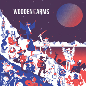 Trick Of The Light - Wooden Arms